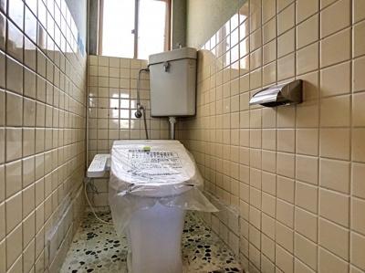【トイレ】加見アパート