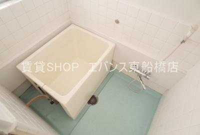 【浴室】第2川奈部荘