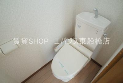 【トイレ】第2川奈部荘