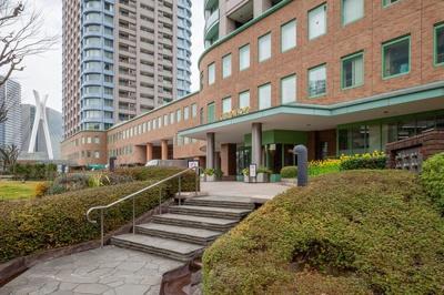 総戸数290戸のビッグコミュニティマンションです。