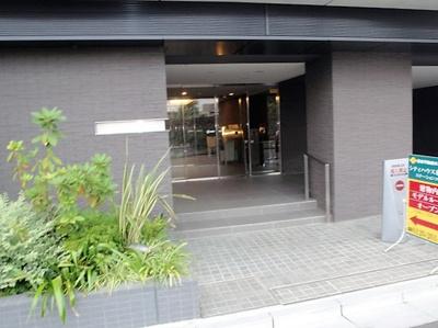 【エントランス】シティハウス東浦和ステーションコート