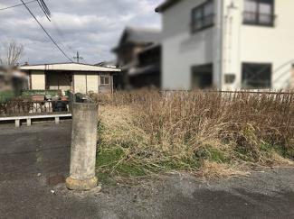 【外観】守山市山賀町 売土地