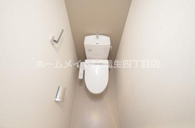 【トイレ】サムティ大阪GRAND EAST