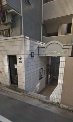 【エントランス】ダイホープラザ三ノ輪