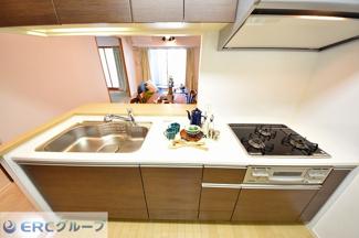 【キッチン】アークレジデンス六甲道