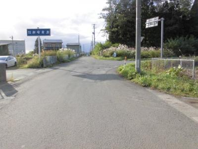 【前面道路含む現地写真】大茂内字上瘤木台74-7