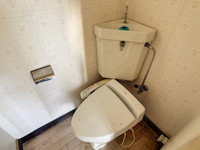 【トイレ】マルセイビル