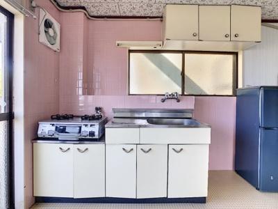 【キッチン】マルセイビル