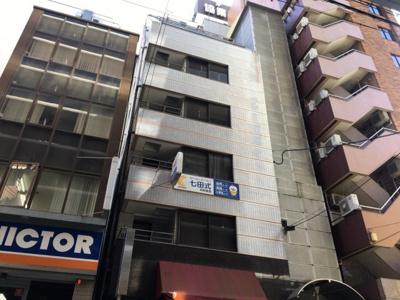 【外観】西本町クリスタルビル【賃貸】
