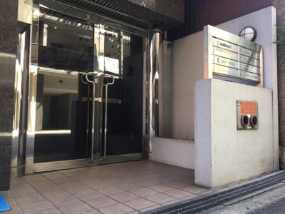 【エントランス】西本町クリスタルビル【賃貸】