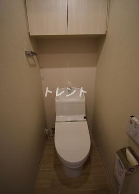 【トイレ】ルミレイス豊洲