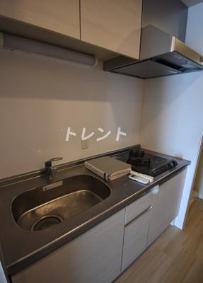 【キッチン】ルミレイス豊洲