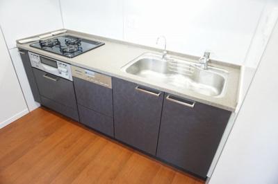 【キッチン】ジオグランデ梅田