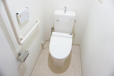 【トイレ】ジオグランデ梅田