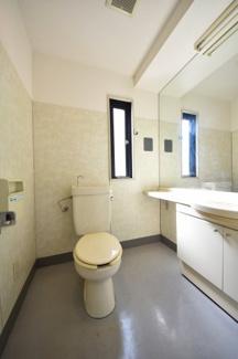 【トイレ】シティ六甲R2ビル