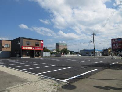 【外観】中道一丁目・駐車場