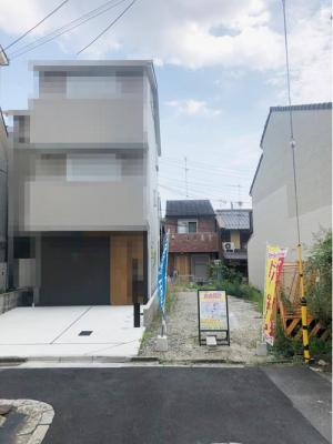 【外観】岡崎西福ノ川町 新築戸建 2号地 自由設計