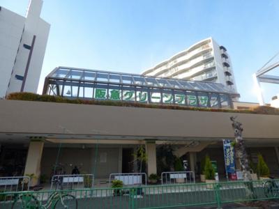 【玄関】タウンハイツ南茨木2号館