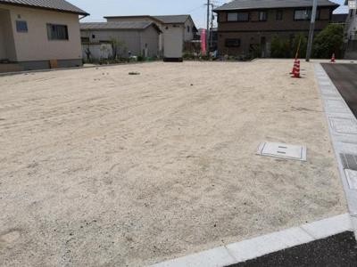 【外観】福山市駅家町万能倉 5区画 分譲地