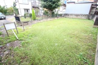 【外観】坂戸市浅羽 建築条件なし売地 「一本松駅」徒歩7分 敷地25坪