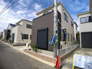 船橋市前貝塚町に全20棟のビックコミュニティが誕生しました。