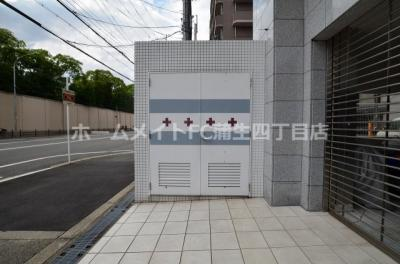【その他共用部分】セイワパレス大阪城北