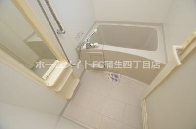 【浴室】セイワパレス大阪城北