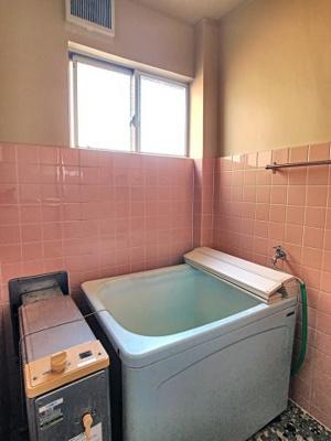 【浴室】岡田アパート