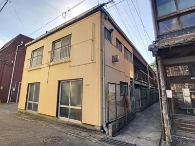 【外観】岡田アパート
