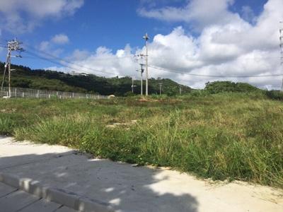 【外観】北中城村字熱田(約315.81坪)
