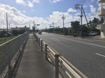 北中城村字熱田(約315.81坪)