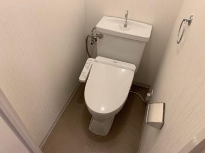 【トイレ】ツインコート岡本