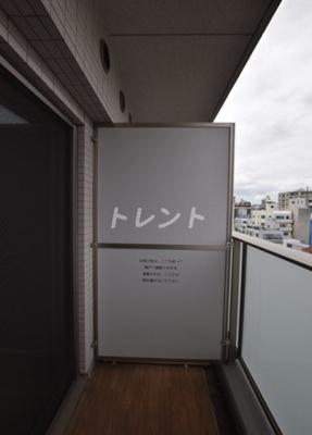 【バルコニー】ドゥーエ蔵前