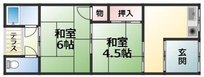 礒田アパート