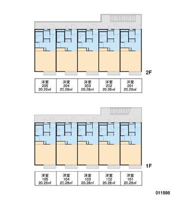 【区画図】フィールドコースト