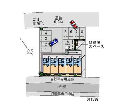 【地図】フィールドコースト