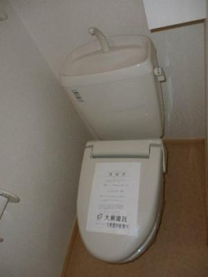 【トイレ】カルフールIII
