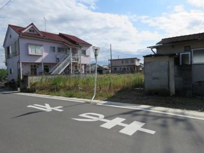 【展望】東松山市高坂売地