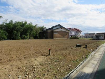 【外観】東松山市高坂売地