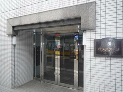 【エントランス】ガラ・ステージ中野