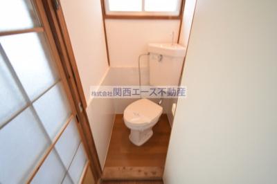 【トイレ】南天荘