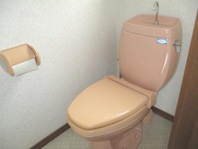 【トイレ】ラ・フルール妙高