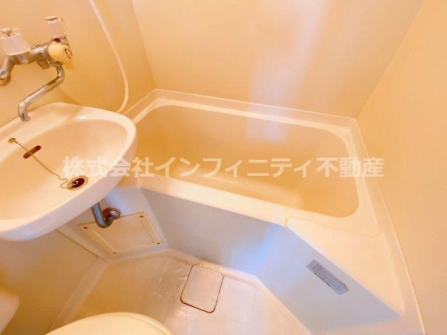 """【浴室】""""サニーサイド吉田駅前"""""""