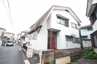 【外観】鶴ヶ島市脚折 建築条件なし売地 「一本松駅」徒歩23分