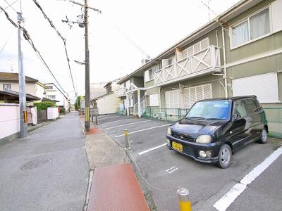 【駐車場】ハイツIDA