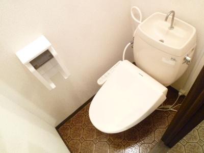【トイレ】コーポラス石川