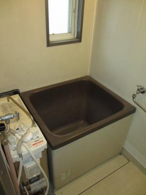 【浴室】波多野ハイツB棟