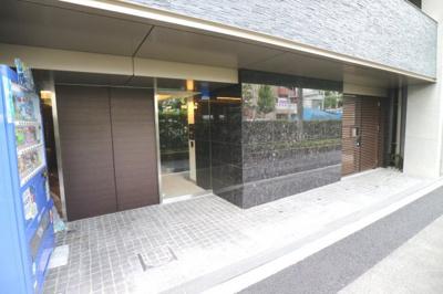 【エントランス】リヴシティ武蔵野ミュジオ