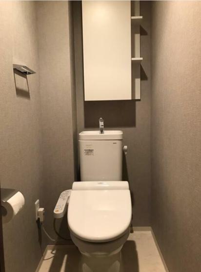 【トイレ】アデニウム ザ・オアシスガーデン