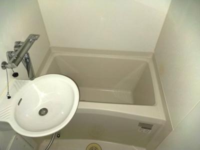 【浴室】レオパレス今津